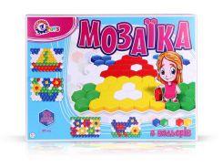 Мозаика ТехноК для малышей 2 2216 Разноцветный (222739)