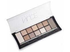Палитра теней TF Cosmetics Nude Palette Eyeshadow CTE-24 12 оттенков 01 Classical nudes (94242)