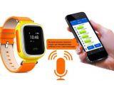 детские умные gps часы smart b...