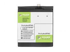Аккумулятор PowerPlant Meizu Pro 6 Plus (BT66) 3300mAh