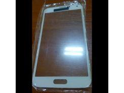 Стекло корпуса для Samsung G900h Galaxy S5 белое copy AAA