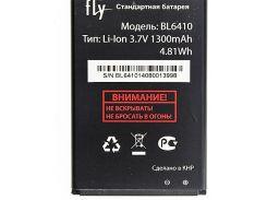 Аккумулятор FLY BL6410 / TS111 1300mah Original