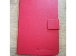 "Чехол книжка на планшет ""7""дюймов Goospery Red"