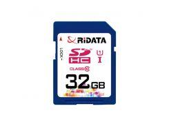 Карта памяти RiDATA SDHC 32GB Class 10 UHS-I