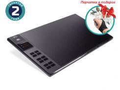 Графический планшет Huion Giano WH1409 + перчатка