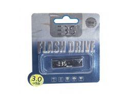 Usb flash drive 3bs 16gb 3.0 black (3bs16gb3bk)