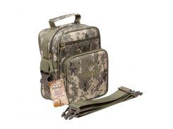 Тактическая военная сумка Hinterhölt Jab (Хинтерхёльт Джеб) плечевая на ремне Камуфляж Пиксель