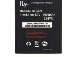 Аккумулятор FLY BL6409 / IQ4406 Original