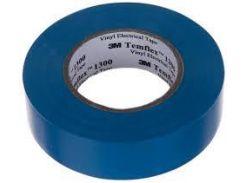 Изолента 3M 1300 10м х 15мм x 0,13мм (синяя)