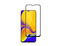 Защитное стекло Full screen PowerPlant для Samsung Galaxy A50, Black