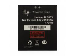 Аккумулятор AAA Fly BL8605/ FS502 Original
