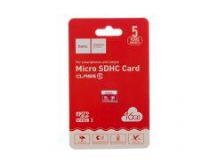 Карта памяти Hoco MicroSDHC 2.0 16gb