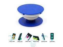 Держатель для телефона Popsocket синий