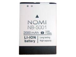 Аккумулятор Nomi i5001 EVO M3 Go original