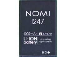 Аккумулятор для Nomi i247 Original