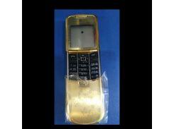 Корпус для Nokia 8800 Original Black / Gold черный!!!!