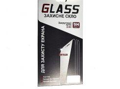 Защитное стекло 3D Full Screen Samsung J2 Core J260 gold Glass