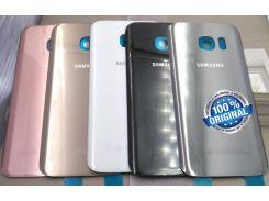 Заднее стекло корпуса для Samsung G935F Galaxy S7 Edge белое