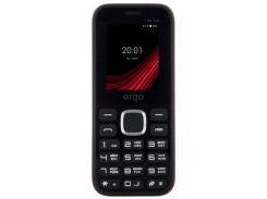 Мобильный телефон Ergo F181 Step Red
