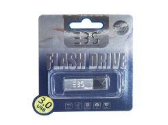 Usb flash drive 3bs 16gb 3.0 silver (3bs16gb3sr)