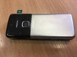 Корпус для Nokia 6300 c клавиатурой Silver Original