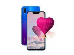 Мобильный телефон Huawei P Smart Plus Iris Purple (51092TFD)  Б.У. Original