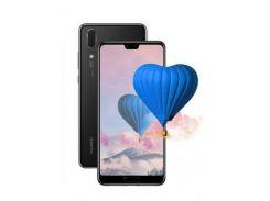 Мобильный телефон Huawei P20 4/64 Black (51092THG)  Б.У. Original