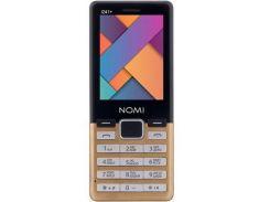 Мобильный телефон Nomi i241 + Gold Б.У. Original