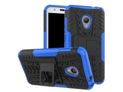 Чехол Armor Case для Alcatel U5 5044D / 5047D / 4047D Синий (hub_BXaK92761)