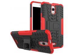 Чехол Armor Case для Alcatel OneTouch Pixi 4 8050D (6.0) Красный (hub_CUwm21552)