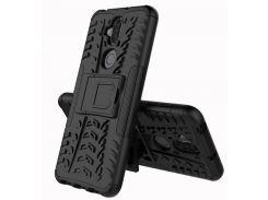 Чехол Armor Case для Asus Zenfone 5 Lite (ZC600KL) Черный (hub_cyns68015)