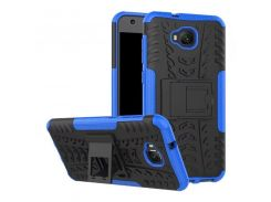 Чехол Armor Case для Asus Zenfone 4 Selfie (ZD553KL) Синий (hub_ZbVV47532)