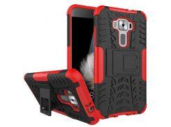 Чехол Armor Case для Asus Zenfone 3 (ZE520KL) Красный (hub_swBd54439)