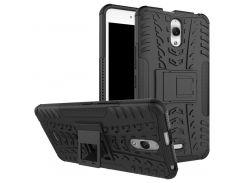 Чехол Armor Case для Alcatel OneTouch Pixi 4 8050D (6.0) Черный (hub_XkjK34898)