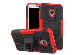 Чехол Armor Case для Alcatel U5 5044D / 5047D / 4047D Красный (hub_qNMI62036)