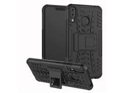 Чехол Armor Case для Asus Zenfone 5 / 5Z (ZE620KL / ZS620KL) Черный (hub_bNtA49545)
