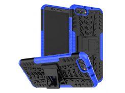 Чехол Armor Case для Honor 10 Синий (hub_lzqY52401)