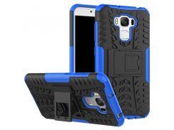Чехол Armor Case для Asus Zenfone 3 Max ZC553KL Синий (hub_WMHD67413)