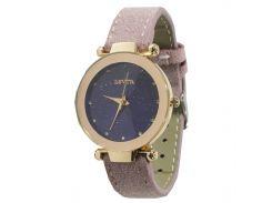 Женские часы LSVTR Fashion Light Pink (2609-7359)