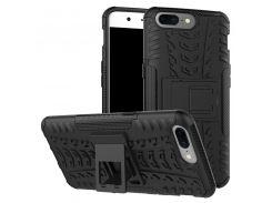 Чехол Armor Case для OnePlus 5 Черный (hub_ojwU26481)