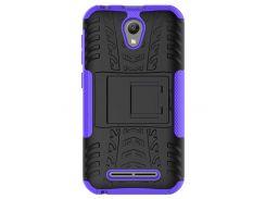 Чехол Armor Case для ZTE Blade L110 Фиолетовый (hub_HhEO50146)