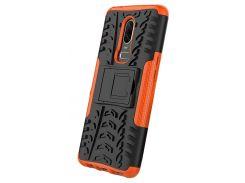 Чехол Armor Case для OnePlus 6 Оранжевый (hub_knZz89634)