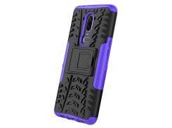 Чехол Armor Case для OnePlus 6 Фиолетовый (hub_iPLZ25718)
