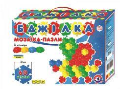 Мозаика-пазлы ТехноК Пчелка 2995 Разноцветный (222753)
