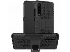 Чехол Epik Shield для Xiaomi Mi 9 с подставкой Черный (684787)