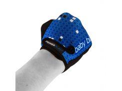 Велорукавички PowerPlay 5451 Синьо-білі 2XS (FO835451_2XS_Blue-White)