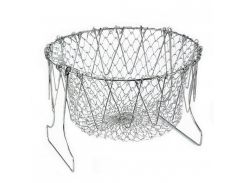 Складная решетка-дуршлаг Magic Kitchen Chef Basket (RN 442)