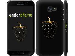 Силиконовый чехол Endorphone на Samsung Galaxy A5 Черная клубника (3585u-444-26985)