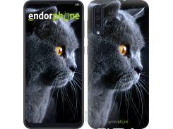 Панель Endorphone на Samsung Galaxy A50 2019 A505F Красивый кот (3038u-1668-26985)