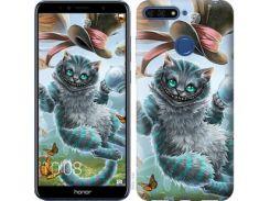 Чехол EndorPhone для Huawei Honor 7A Pro Чеширский кот (3993u-1440)